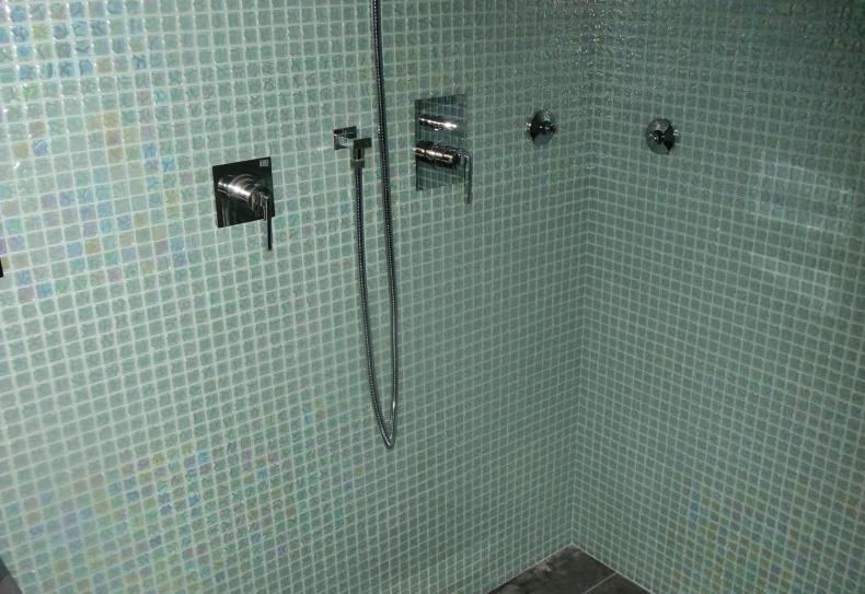 Obloga sanitarij z mozaikom