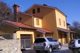 vhodna končana fasada