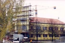 vhodna fasada