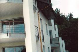 Fasada v Črnučah