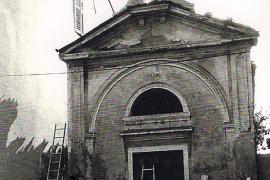 cerkvica pred prenovo