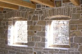 lepota sten v kamnu