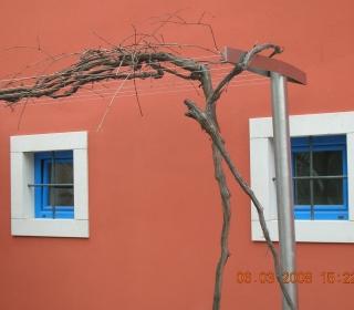 Dokončanje adaptacije hiše v starem Kopru