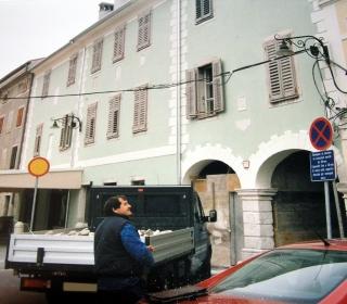 fasada Verdijeva 1 je končana
