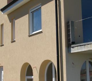 končana fasada