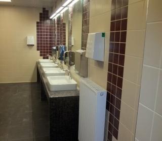 Javne sanitarije Tržnica Koper