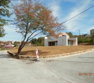 Novogradnja v okolici Izole