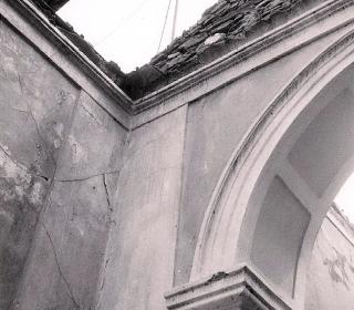 odkrita obstoječa streha