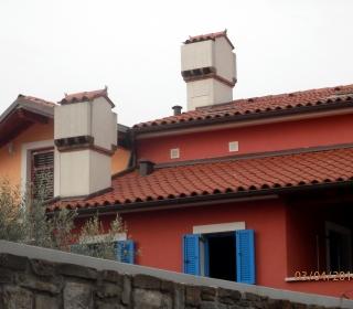 nova streha in dimniki