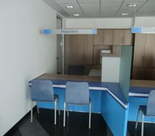 Prenova pisarn v Ljubljani