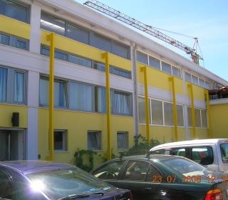 Proizvodna hala v Izoli