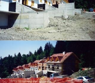 v fazi gradnje