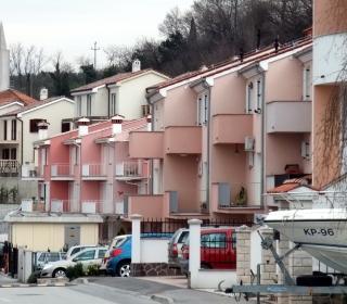 soseska vrstnih hiš